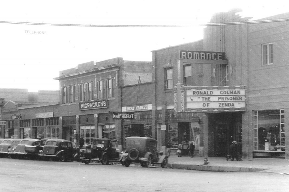 The Romance Theater Book Street